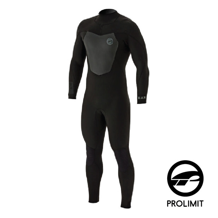 [프로리미트] 6/4mm Predator St. Freezip FTM - Black (2018)