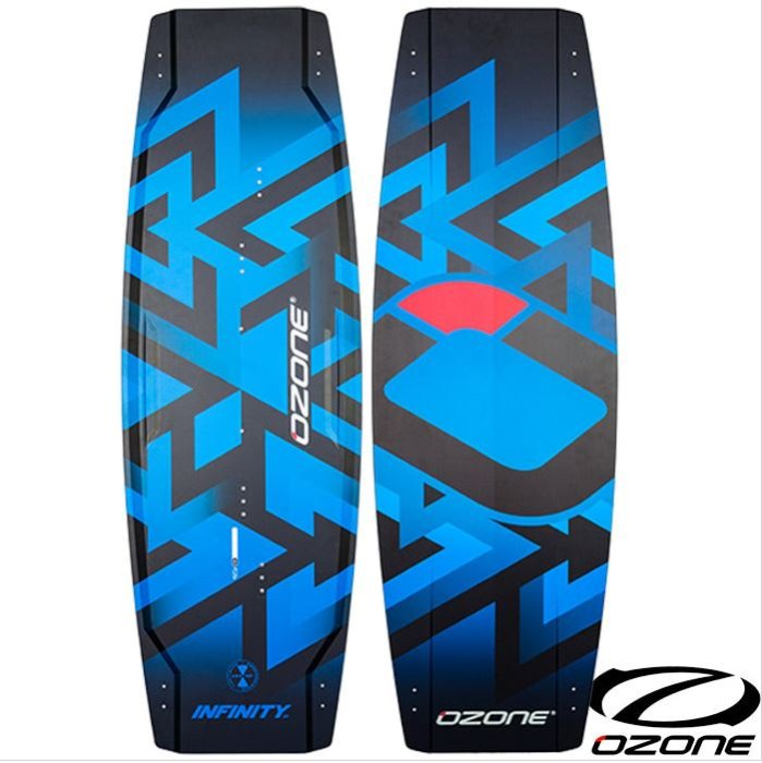 [오존] OZ INFINITY V1 Lightwind Kite Board - Light Blue