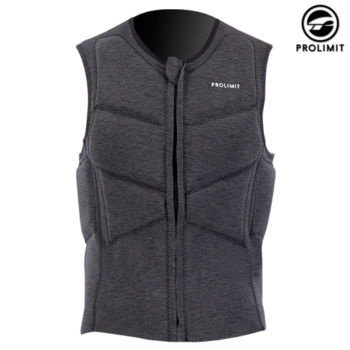 [프로리미트] PL Stretch Vest HP Mercury FZ Bk